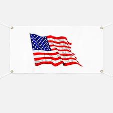 United States Flag Banner