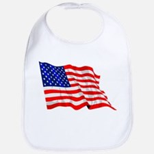 United States Flag Bib