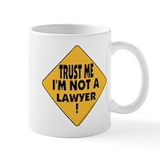 Trust me Small Mug