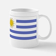 Uruguay Flag Mugs