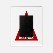 Cute Wolfpack Picture Frame