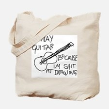 Funny Gui Tote Bag