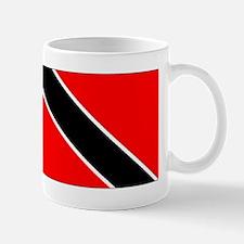 Trinidad And Tobago Flag Mugs