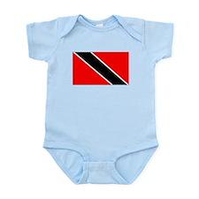 Trinidad And Tobago Flag Body Suit