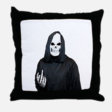 The Reaper Throw Pillow
