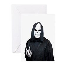 The Reaper Greeting Cards