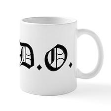 Mrs. D.O. Mug