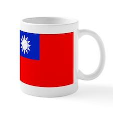 Taiwan Flag Mugs