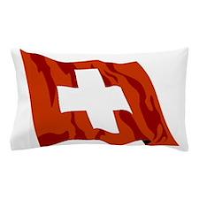 Switzerland Flag Pillow Case