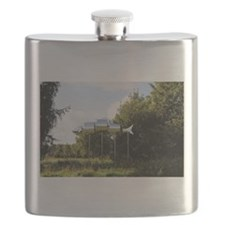Stecknitz Fish Flask