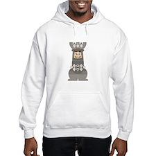 Chess Rook Hoodie
