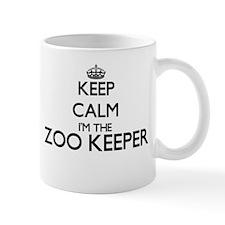 Keep calm I'm the Zoo Keeper Mugs