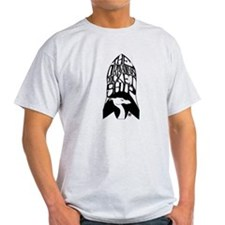 The Dragon's Rocketship 1960s Era T-Shirt