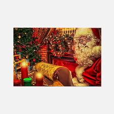 Santa Claus 4 Magnets