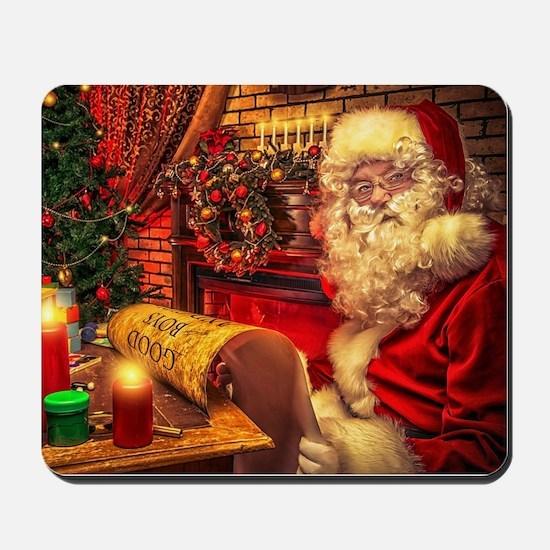 Santa Claus 4 Mousepad