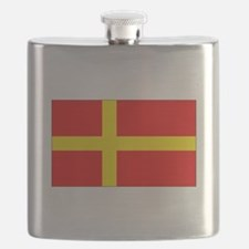 Skane Flag Flask