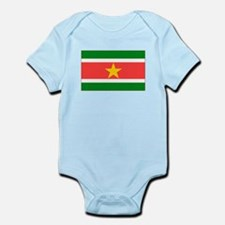 Suriname Flag Body Suit