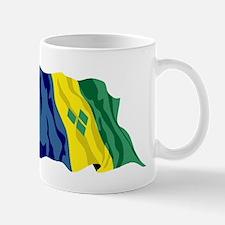 St Vincent Flag Mugs