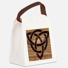 celtic knot Canvas Lunch Bag