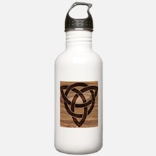 celtic knot Water Bottle