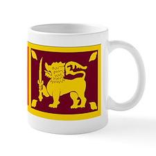Sri Lanka Flag Mugs
