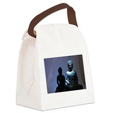 Budda Canvas Lunch Bag