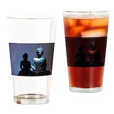 Budda Drinking Glass