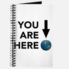 You Are Here - Planet Earth / USA / Americ Journal