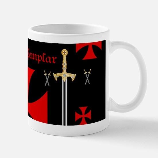 Knights Templar Mugs