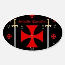Knights Templar Decal