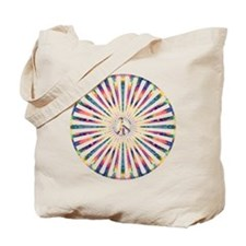 Hypnotic Peace Delight Tote Bag