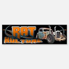 Rat Culture Sticker (Bumper)