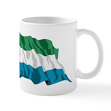 Sierra Leone Flag Mugs