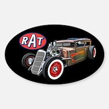 Low RAT Decal