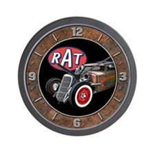 Low RAT Wall Clock
