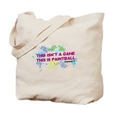 Community Paintball Tote Bag