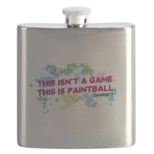 Community Paintball Flask