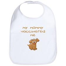 i'm vaccinated Bib