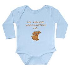 i'm vaccinated Body Suit