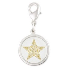Beautiful Gold Star Charms