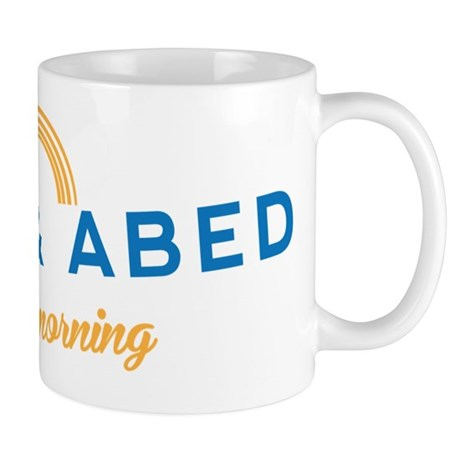 Troy & Abed in the Morning Mug by Community6