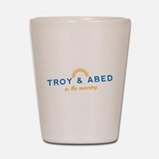 Troy & Abed in the Morning Shot Glass