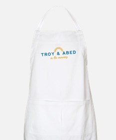 Troy & Abed in the Morning Apron