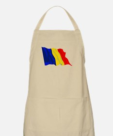 Romania Flag Apron