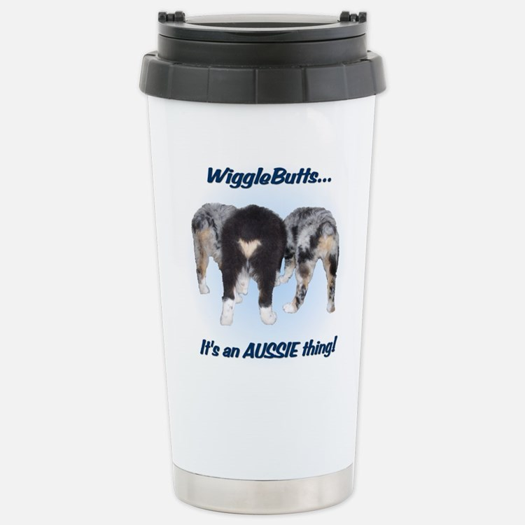 Cute Wiggle butts Travel Mug