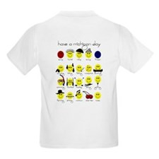 MASC Smiley Designs T-Shirt
