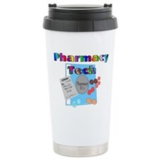 Unique Pharmacy tech Travel Mug
