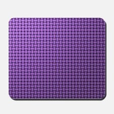 friendly purple with a dark edge Mousepad