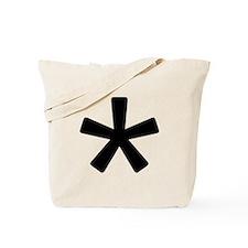 Asterisk Tote Bag