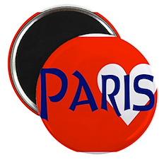 Cute Paris Magnet